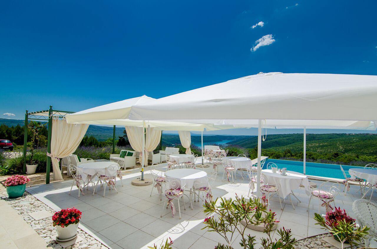 Boutique Hotel Kroatien Istrien