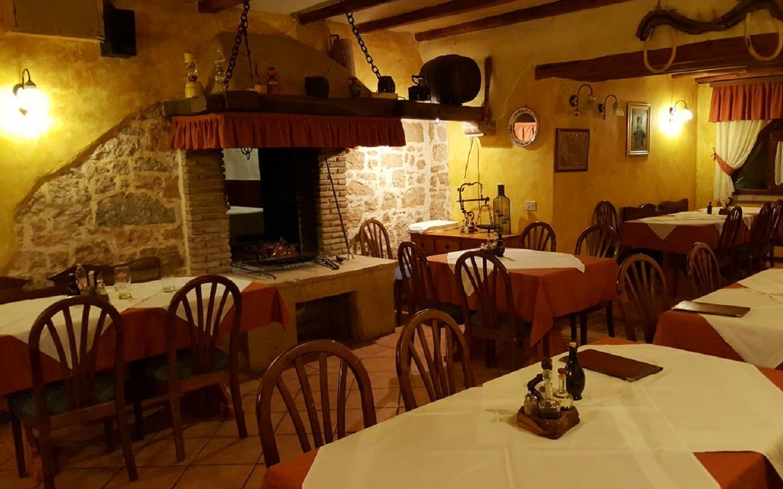 Gästehaus Kastel bei Porec, Istrien, Kroatien.