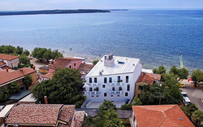 Design Hotel Rivalmare, direkt am Meer in Novigrad, Istrien, Kroatien