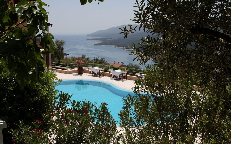 Istrien Karte Rabac.En Suite Hotel Villa Annette In Rabac Ostküste Istrien Kroatien