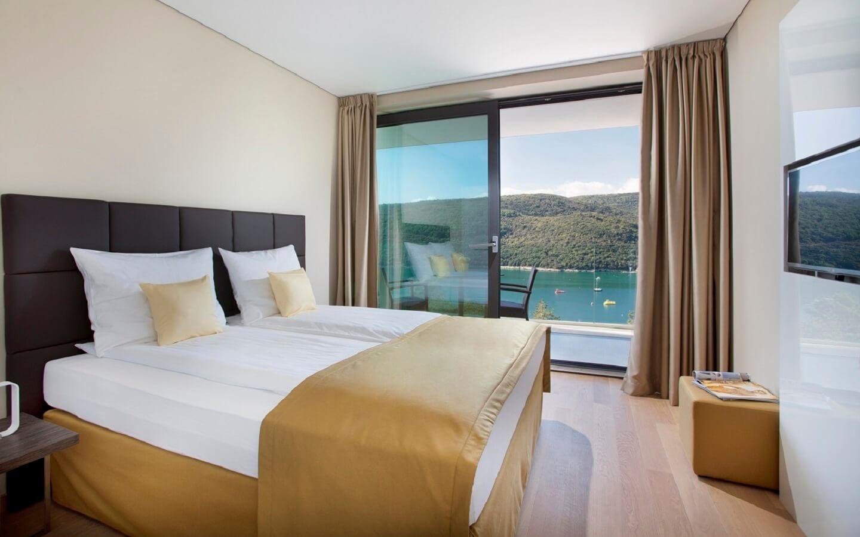 Apartments Istra Fortuna direkt am Meer in Rabac, Ostküste Istrien, Kroatien
