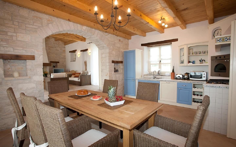 Casa Sienna, Ferienhaus mit Pool, Sovinjak, Motovun, Kroatien, Istrien