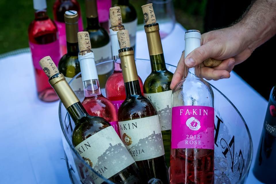 Fakin Good Wines in Motovun, Istrien, Kroatien