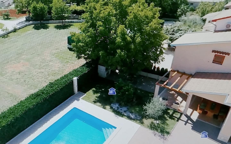 Casa Mikela, Ferienhaus in Kringa, Istrien, Kroatien