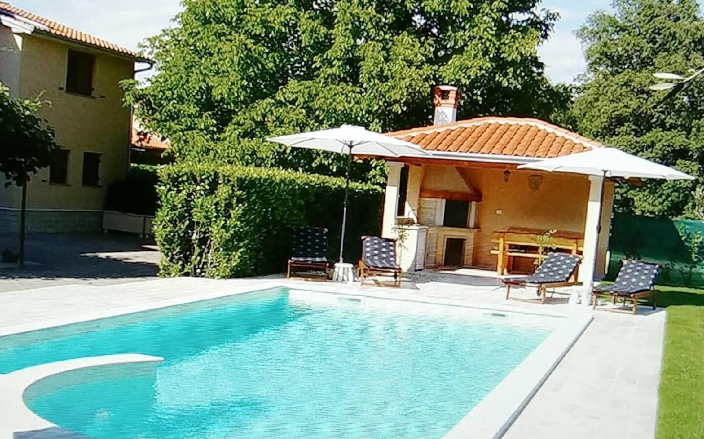 Maikol, Fewo mit eigenem Pool in Kringa, Istrien, Kroatien