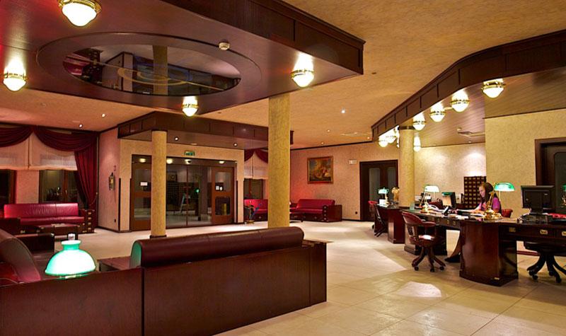 Exklusive marina mit hotel direkt am meer istrien pur for Exklusive hotels