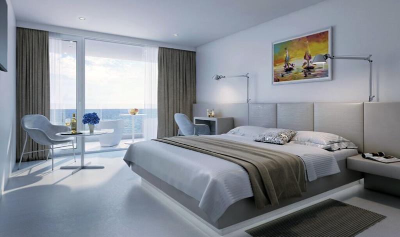 todschickes design hotel direkt am meer in novigrad