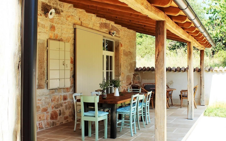 Casa Eva, Ferienhaus mit Pool in Gambetici, Istrien, Kroatien